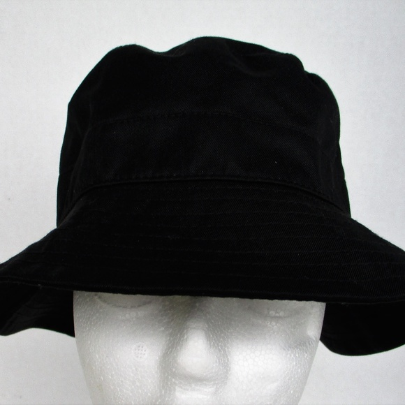 319705fe13e Burberry Accessories - BURBERRY LONDON Black Bucket Hat SIZE MEDIUM